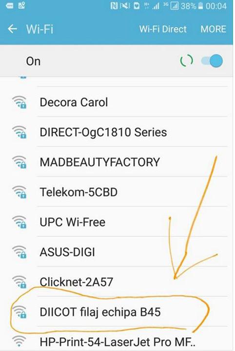 diicot 1 DIICOT are filaj cu Wi Fi