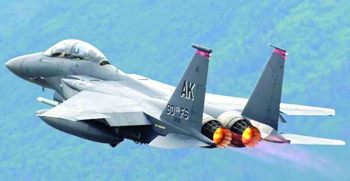 f 15 SUA vand Qatarului avioane F 15 de 12 miliarde de dolari