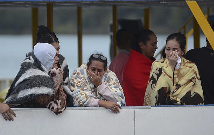 feribot 2 Naufragiu in Columbia, morti si disparuti