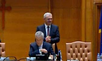 guv Guvernul Tudose, votat de Parlament
