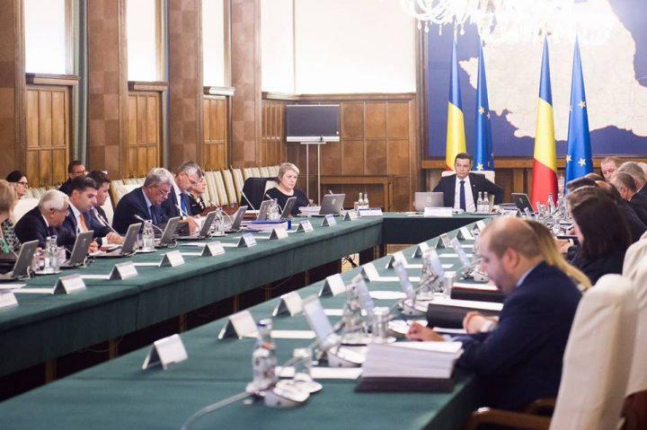 guvern 1 720x479 Cand ar urma sa aiba loc prima sedinta a Cabinetului Grindeanu, dupa aparitia crizei