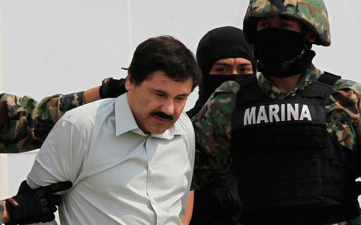 guzman medalion Mexicul sub teroare