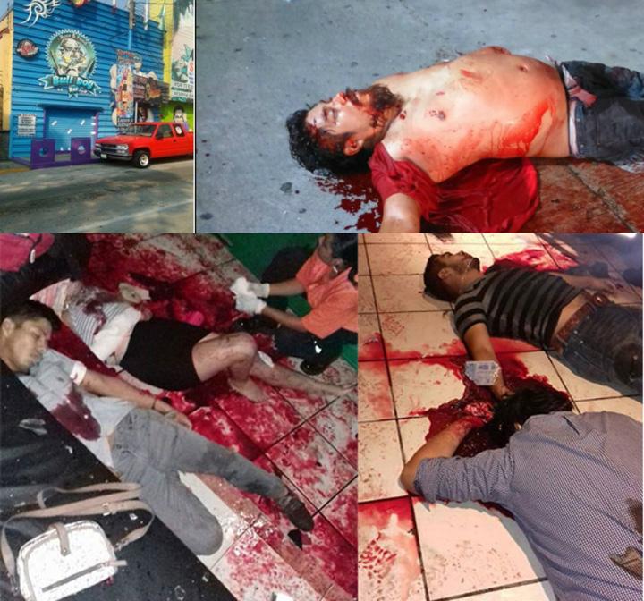 guzman Mexicul sub teroare