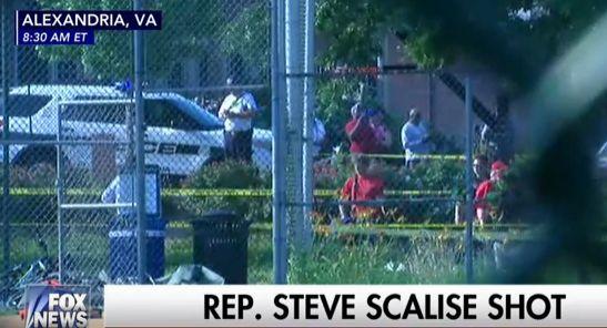impus Politician american impuscat pe un teren de baseball (VIDEO)