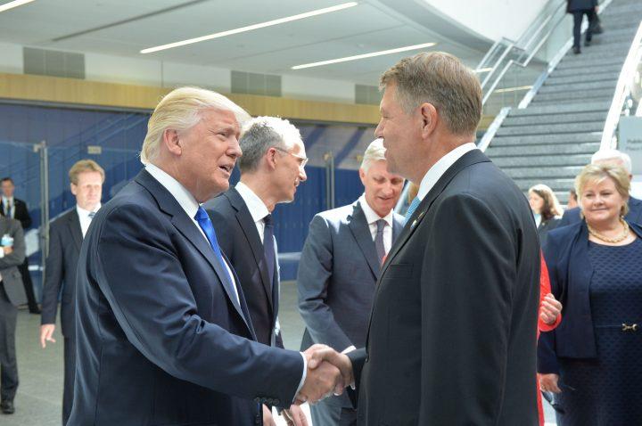 ioh 720x478 Ziua intrevederii Iohannis   Trump. Declaratie comuna de presa, dupa discutiile de la Casa Alba