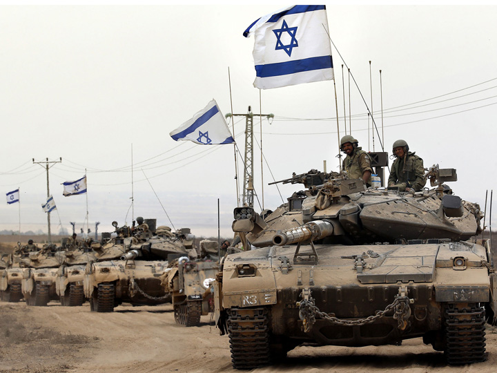 isis israel Singura tara de care se teme ISIS