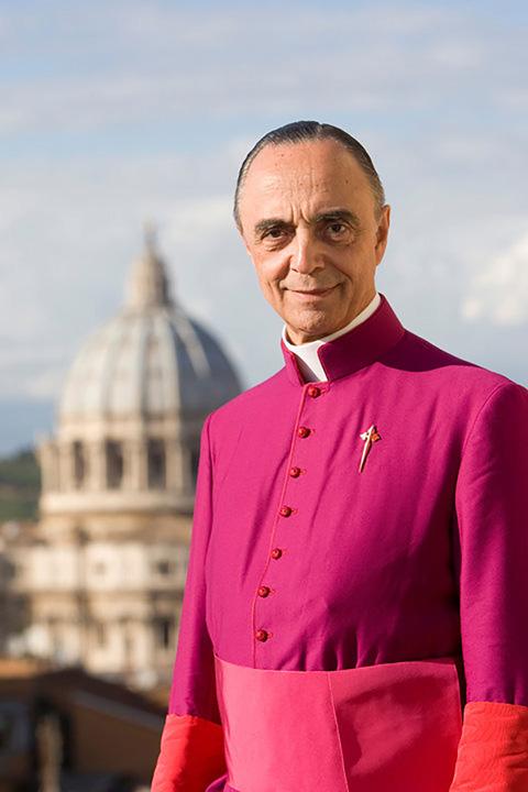 joao bun Papa e marioneta Diavolului, sa moara!