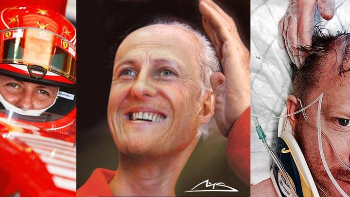 maxresdefault Michael Schumacher cantareste 45 kg si masoara doar 1,60m