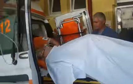 milit Pilotul avionului cazut la Constanta, transferat in Bucuresti