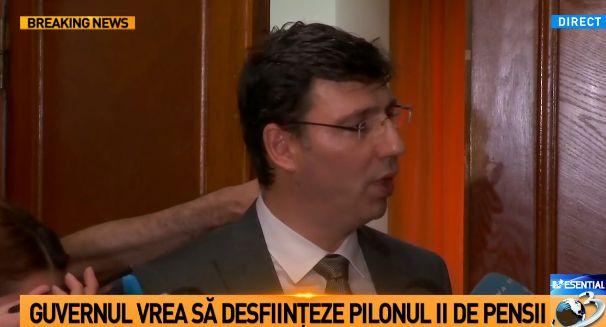 min Ministrul propus al Finantelor: Pilonul II se va desfiinta!