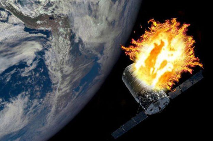 nasa1 720x479 NASA a provocat un megaincendiu spatial