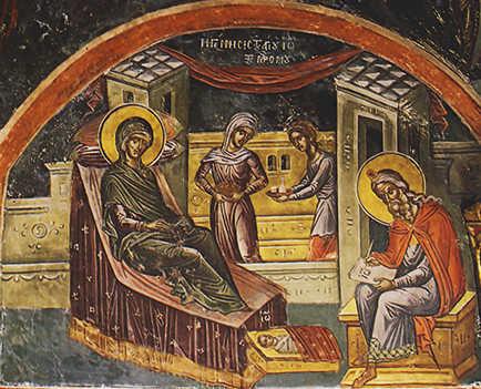 nasterea sf ioan botezatorul Nasterea Sf. Ioan Botezatorul (Sanzienele/Dragaica)