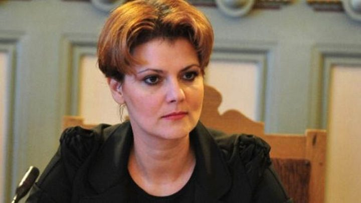 olguta vasilescu 720x405 Olguta Vasilescu sustine ca un deputat PNL s ar fi dus la Iordache sa i l dea la telefon pe Klaus Iohannis/ Reactia celui vizat