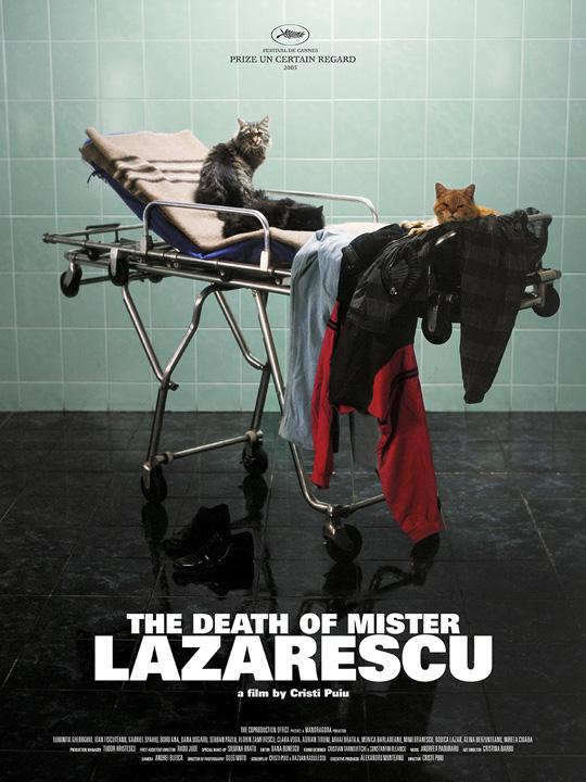 poster Moartea domnului Lazarescu, in topul celor mai bune filme ale secolului