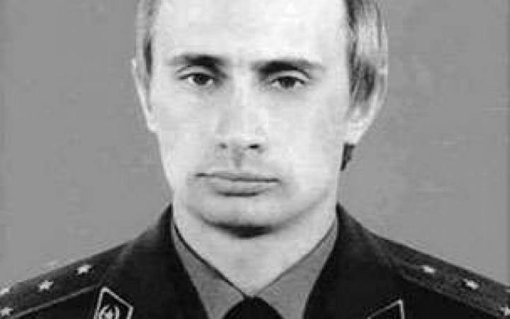 putin 1 Putin, un agent (foarte) secret
