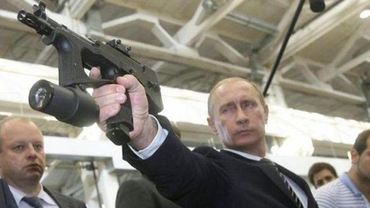 putin arma Putin: Nimeni nu va supravietui