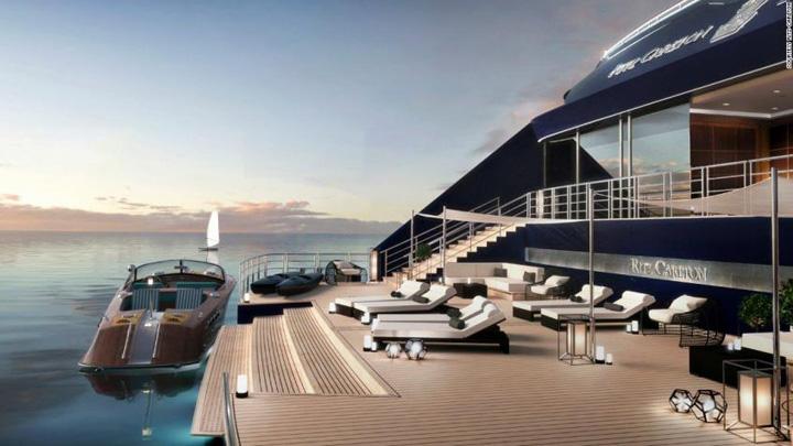 ritz4 Ritz Carlton se muta pe mare!