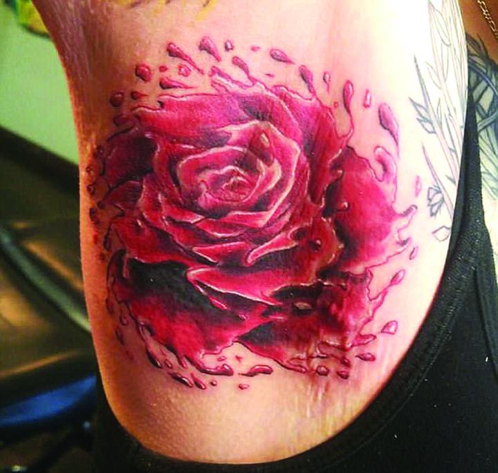 tatuaj 2 Tatuajul la subrat, ultima moda