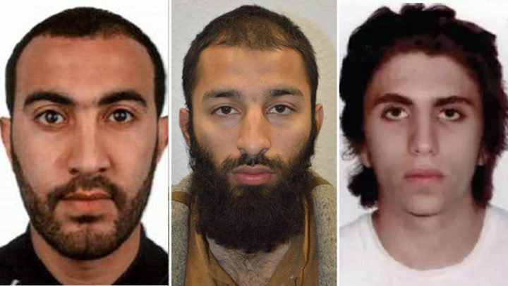 teroristi trei 720x405 Imamii din Regat refuza funeraliile teroristilor