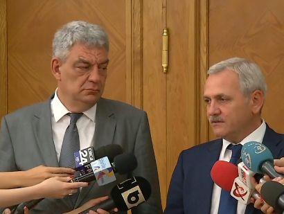 tud drag Dragnea si Tudose, primele reactii dupa cererea DNA in cazul ministrului Ilie