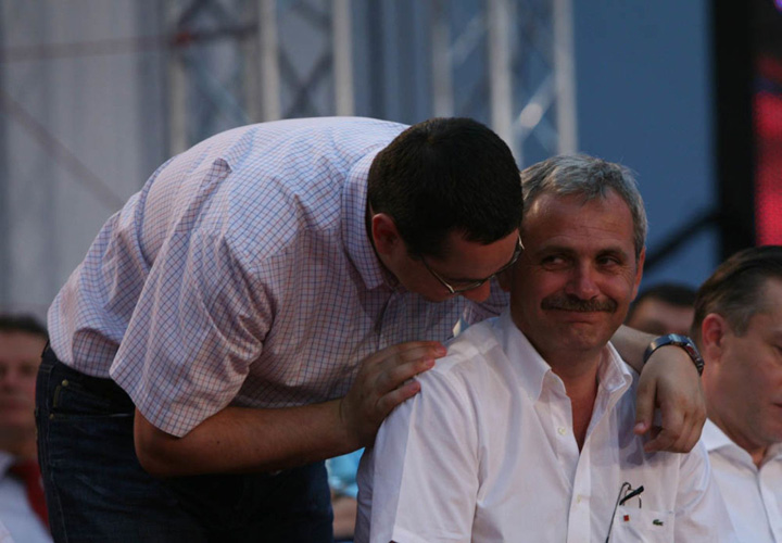 "victor ponta liviu dragnea.thludq24y0 Dragnea se confrunta acum cu ""motiunea Ponta"""