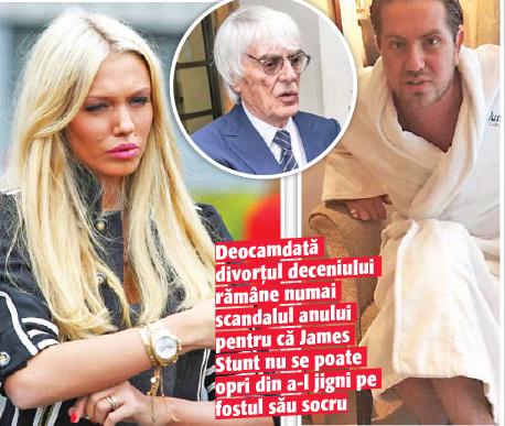 """08 09 Fostul sot al Petrei Ecclestone zice ca socrul sau este un """"pitic diabolic"""""""