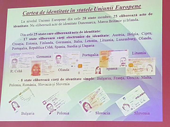 1 5 Buletinul  electronic va costa 20 de euro