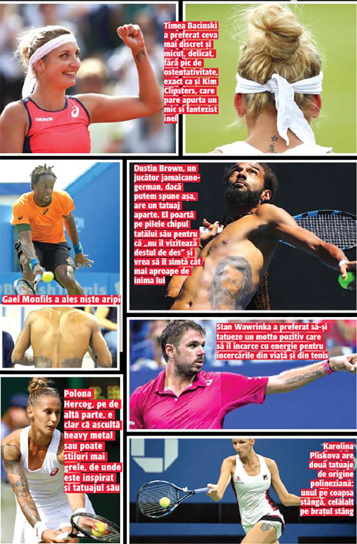 14 15 1 Tatuajele fac senzatie la Wimbledon