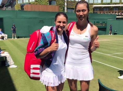19961526 1185856284852867 1248690885216774932 n mon Wimbledon. Monica Niculescu, in semifinale la dublu