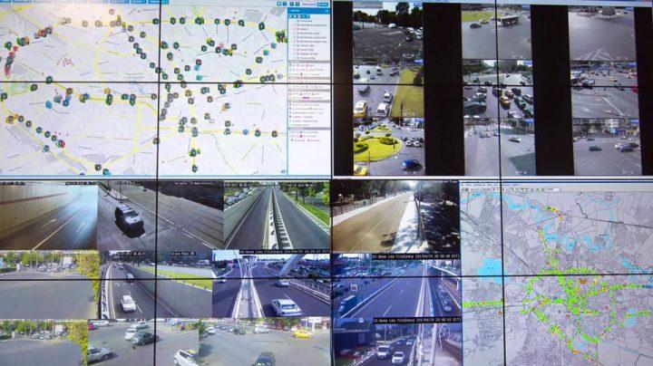20139711 1510856208977181 2224411010472409360 n monit 720x404 Capitala are Centru de monitorizare a traficului. Cu 280 de camere video