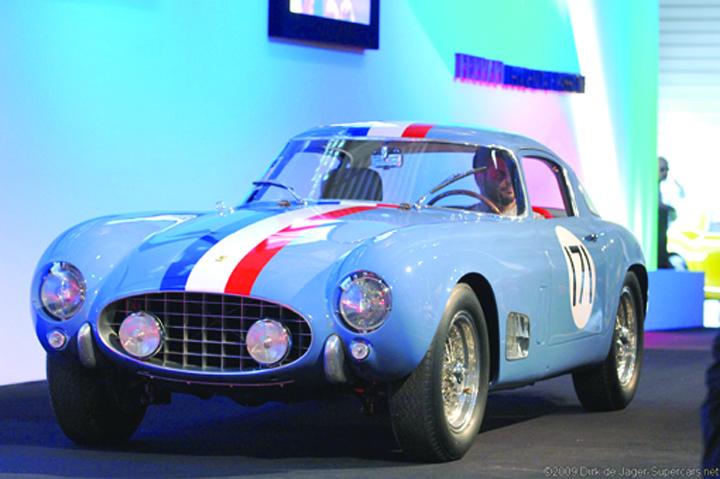 250 GT Berlinetta  Ferrari sarbatoreste 70 de ani de viteza
