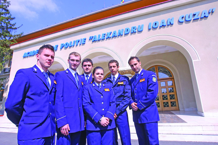 Academia de Politie Scandal monstru la Academia de Politie!