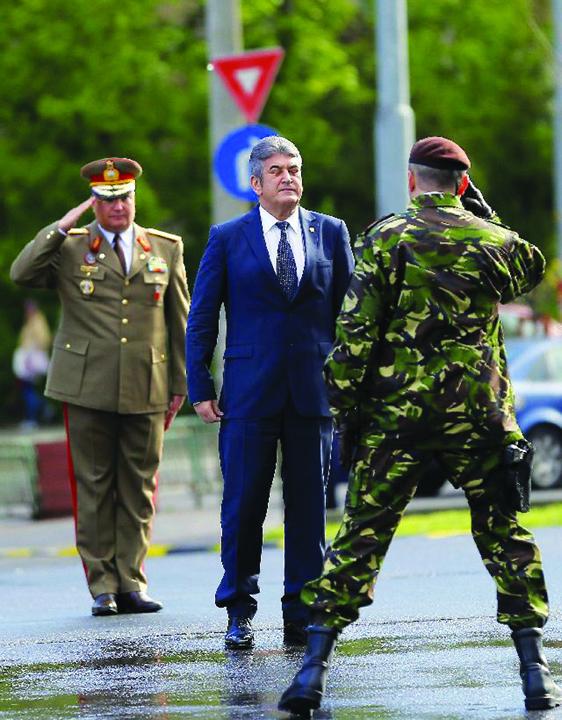 "CAP SITE go Justitia Militara, ""gaura neagra"" a sistemului"
