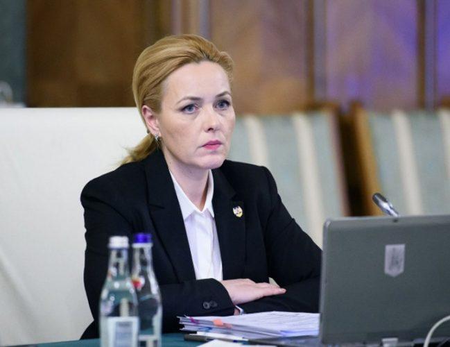 Carmen Dan 649x500 Carmen Dan: Nu ministrul coordoneaza interventiile Jandarmeriei