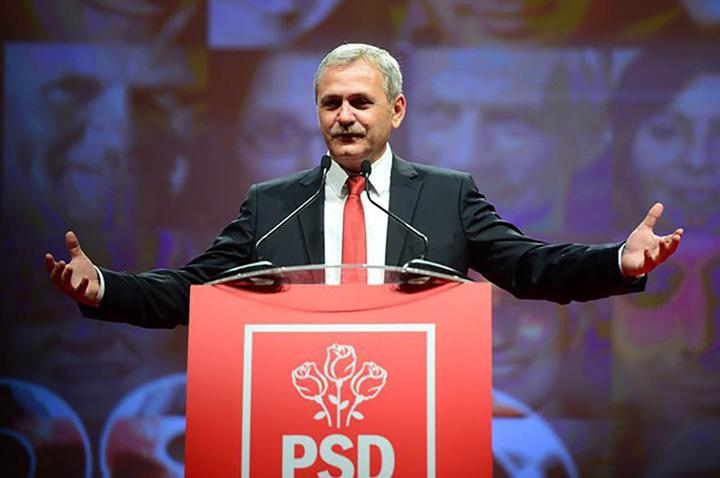 DRAGNEA PSD Dragnea vrea din nou control total