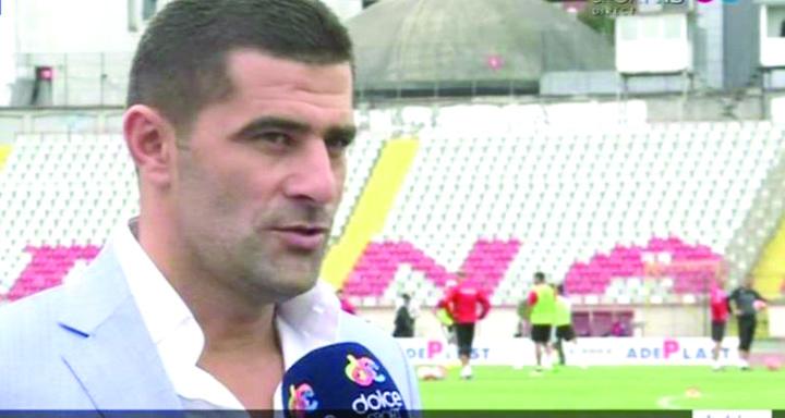 Dani Coman Astra Astra Giurgiu se scufunda: Dani Coman si a dat demisia