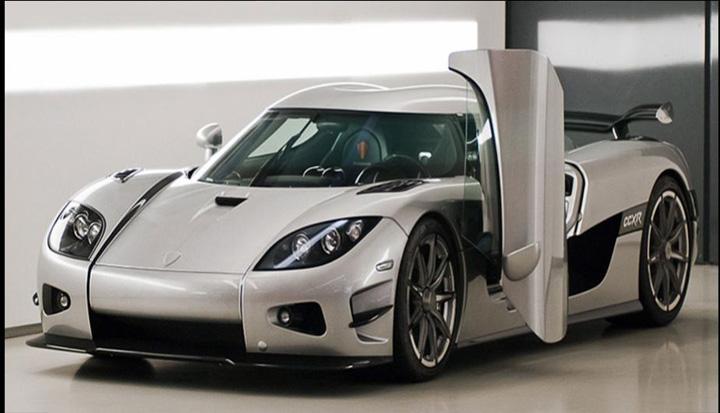 Koenigsegg Trevita Sunt cele mai scumpe masini din lume