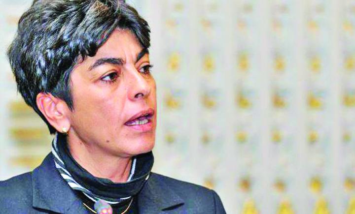 """Maria Cristina Manda 1 """"Nucleara"""" la MAI: Nu are ORNISS!"""
