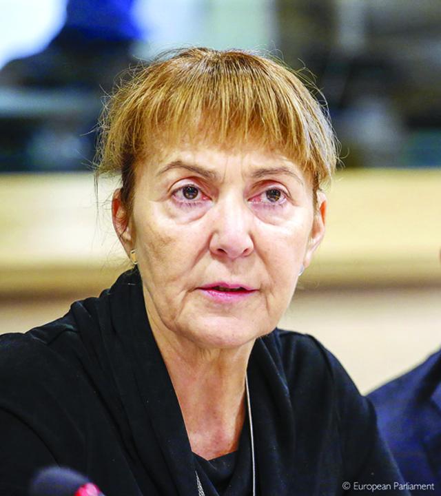 MonicaMacovei Copyright EuropeanParliament Monica Macovei, dosar zombie in Justitie