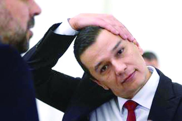 Sorin Grindeanu Grindeanu cade si la Curtea Constitutionala