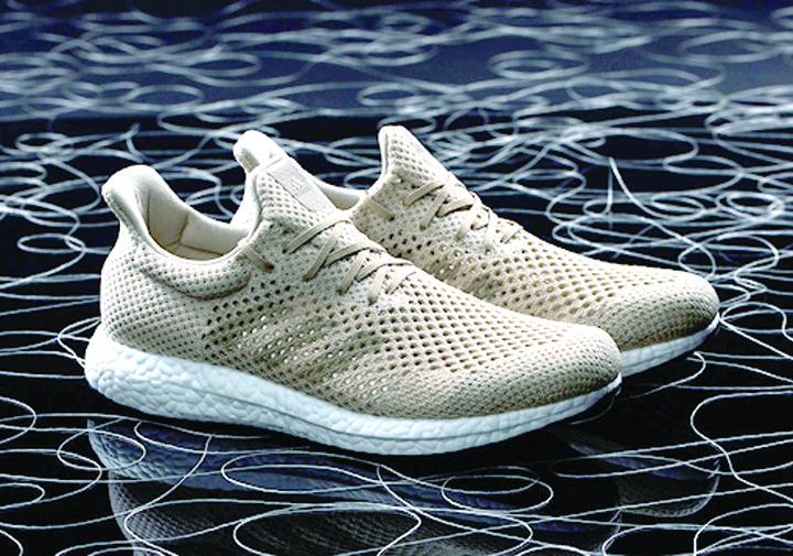 adidas futurecraft biosteel 1 Primii pantofi de sport biodegradabili