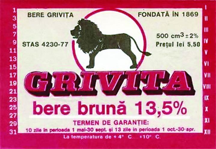 bere grivita Nepotul lui Mircea Lucescu reinvie berea Grivita!