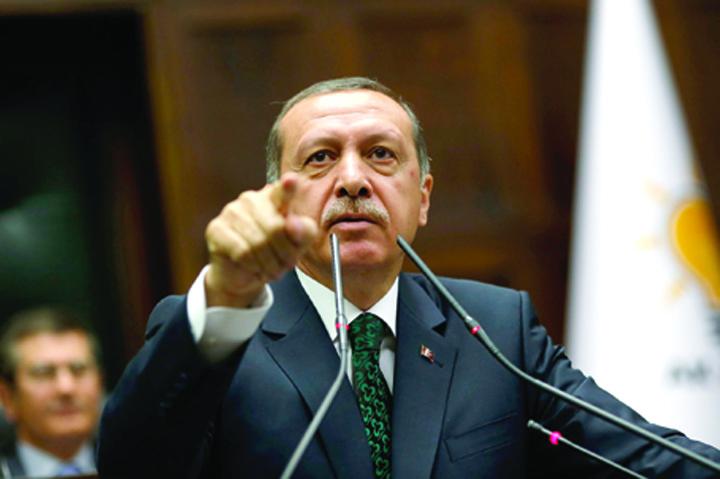 erdogan 6 Jurnalistii, in malaxorul lui Erdogan