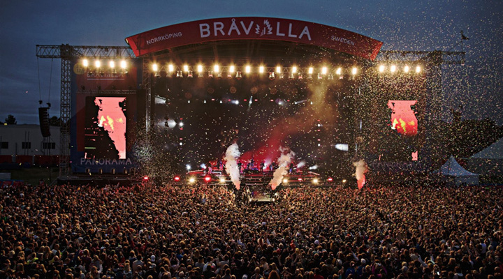 festival mare Festival rock fara barbati