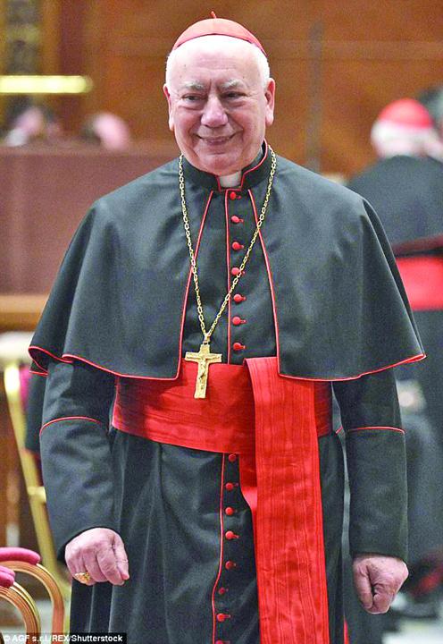 gay Orgie gay la Vatican