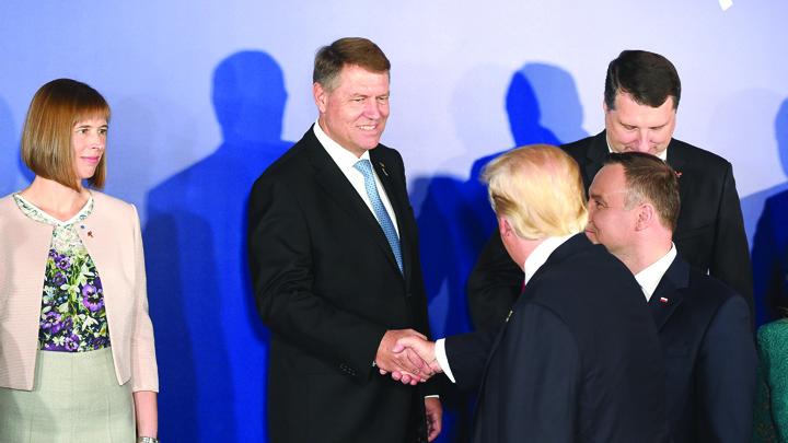 iohannis 1 Trump perie Polonia sa priceapa Rusia lui Putin