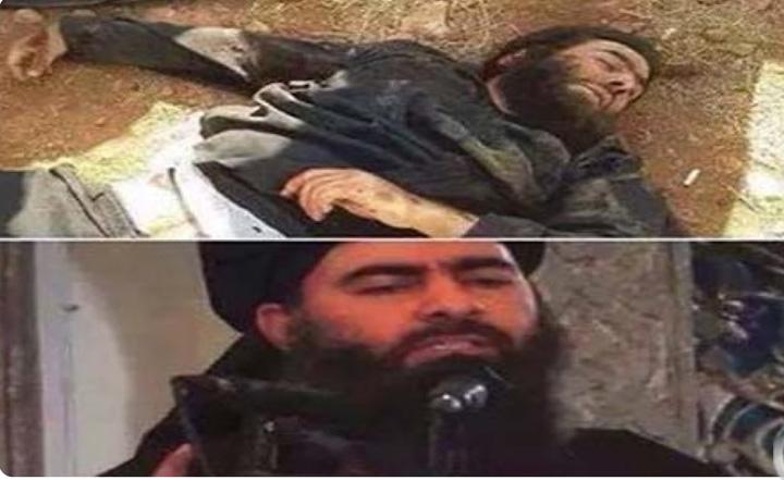isis 2 Putin i a tuns barba liderului ISIS