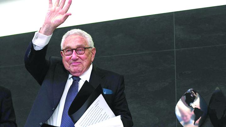 kissinger Kissinger : Dominarea lumii face parte din ADN ul SUA