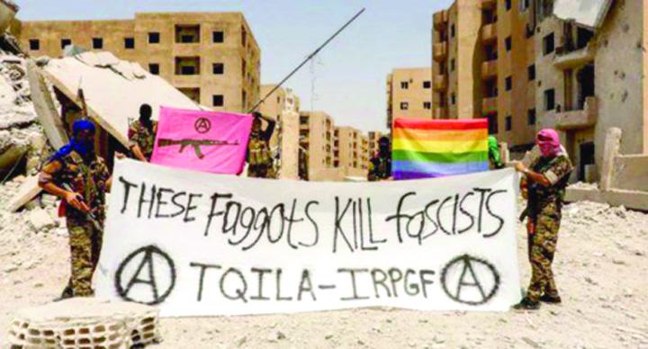 lgbt2 465x390 Armata LGBT impotriva ISIS
