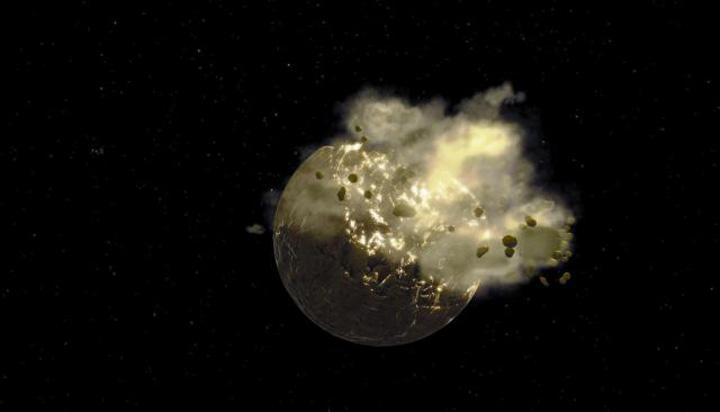 luna 1 Americanii au vrut sa bombardeze Luna!